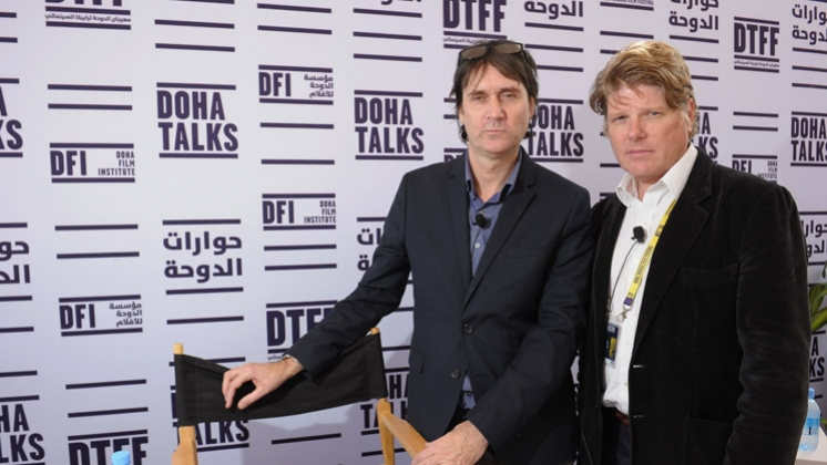 DTFF 2012 Masterclass with Neil Purvis and Robert Wade panel