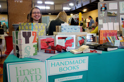 Porter Flea Handmade Market 2011 bookmaker