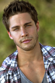 American Actor Dean Geyer Hot Photo wallpapers 2012