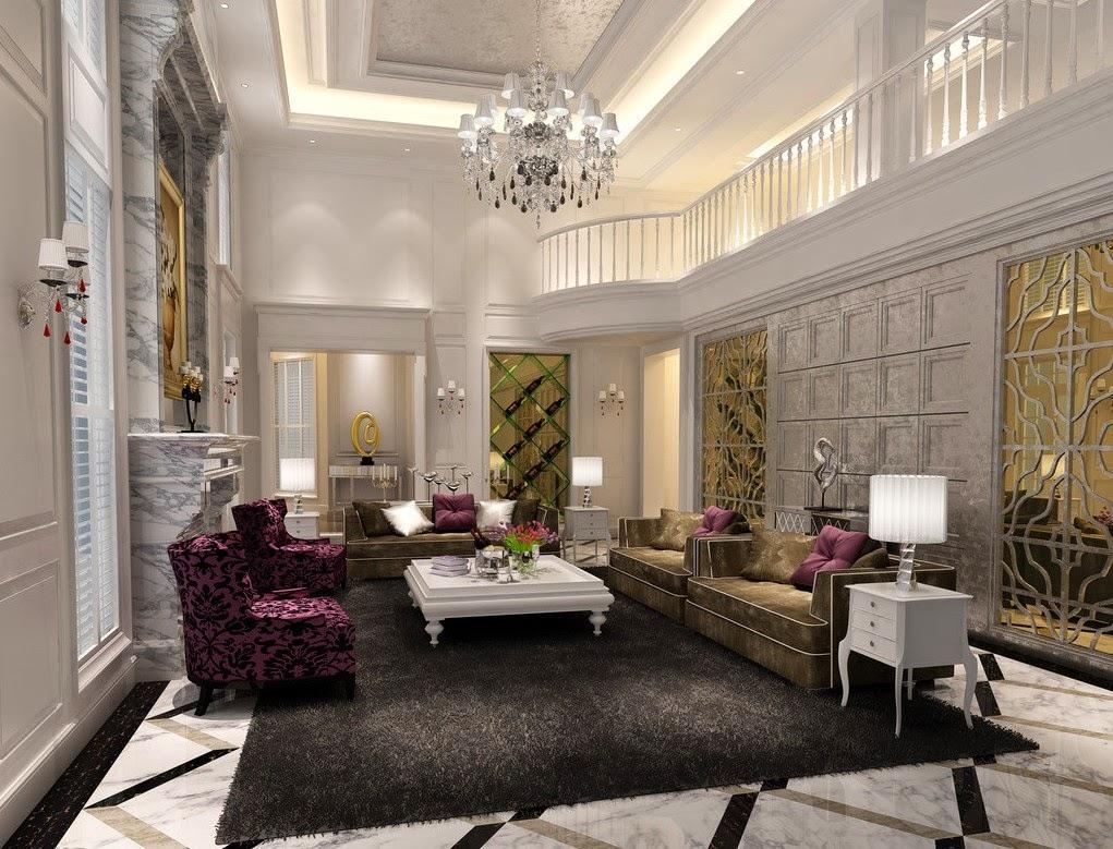 Determining Luxury Living Room Furniture