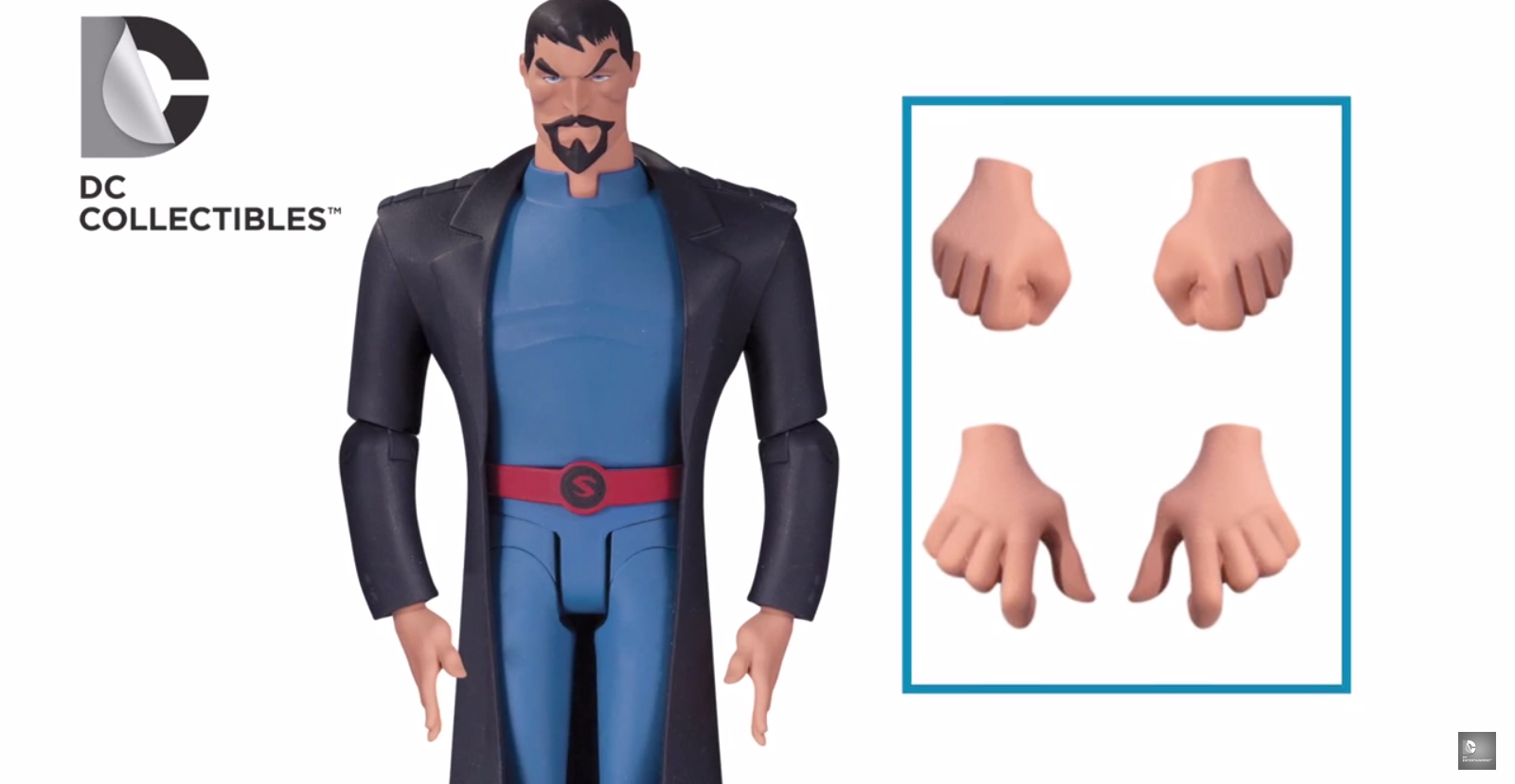 L'Action figure per Superman