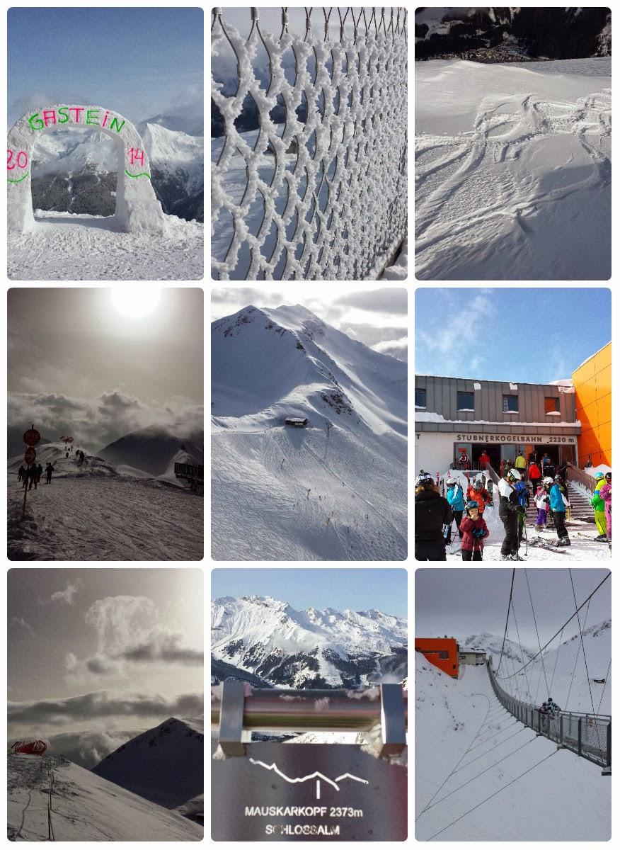 Powrót z Austrii: śnieg, narty i zakupy w DM