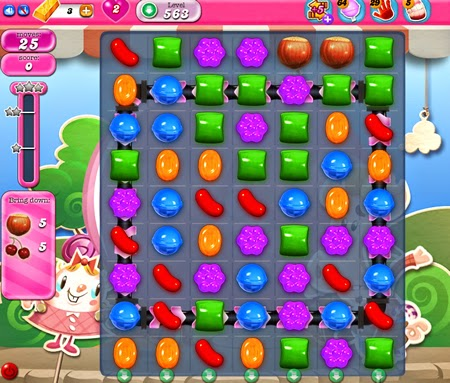 Candy Crush Saga 563