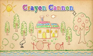 Android Game : Crayon Cannon Pro