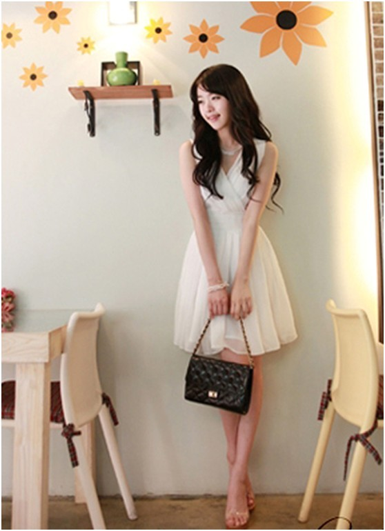 Fashion Wholesale Cloth Summer Korean Fashion Style Clothes In 2011