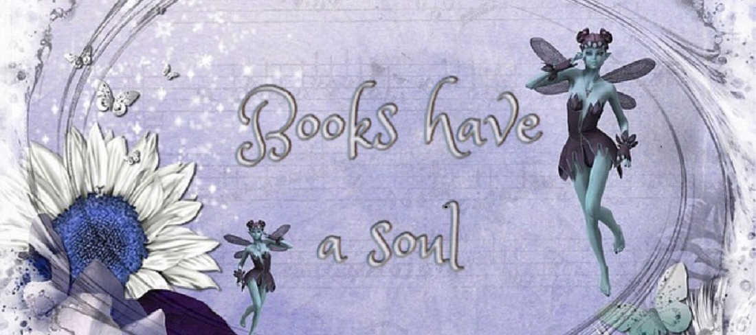 Books have a soul