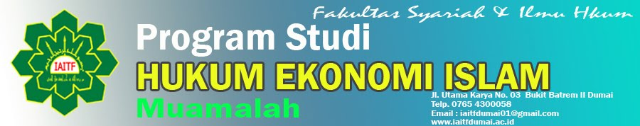 Prodi Hukum Ekonomi Islam