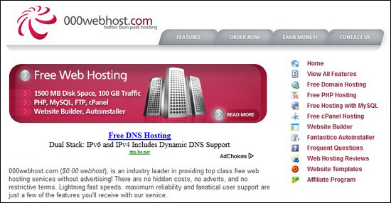 Webhosting pertama kali belajar WordPress