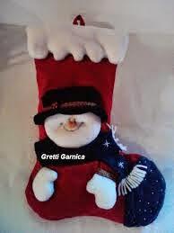 imagenes de lindas botas de navidad
