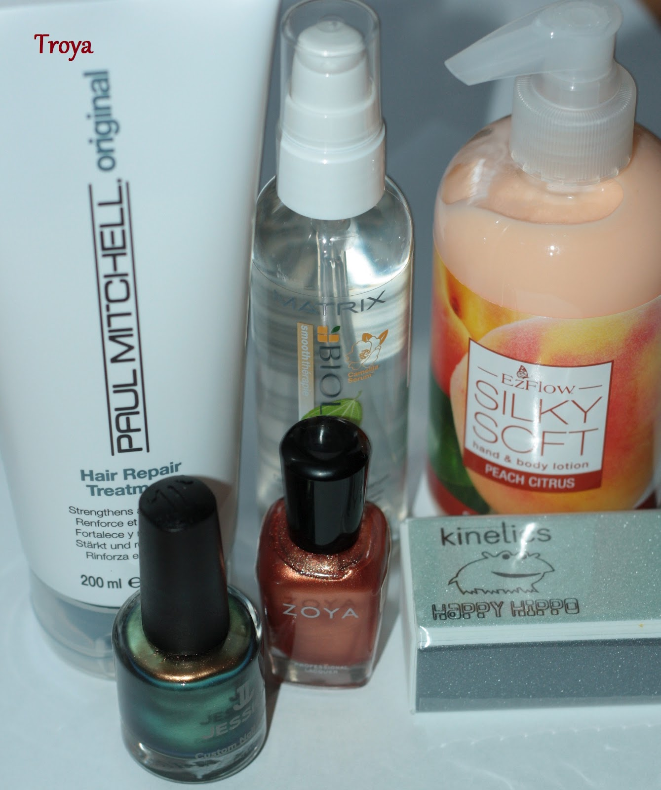 Haul: hair and nail products - Troya\'s Land