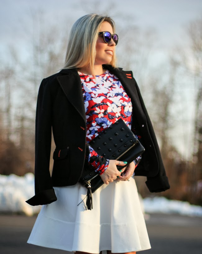 Target Peter Pilotto Collection Floral Spring Outfit