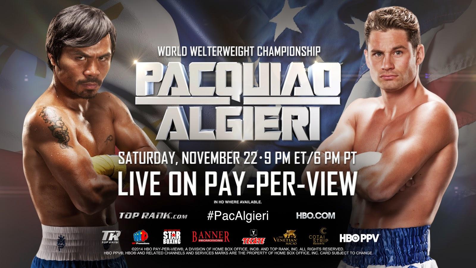 Live stream pacquiao vs bradley fight