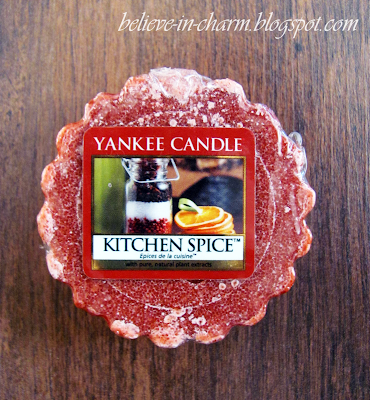 yankee candle kitchen spice