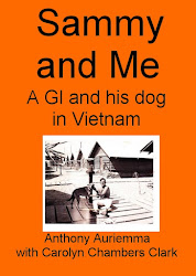 SAMMY AND ME: A G.I. AND HIS DOG IN VIETNAM up on Amazon!
