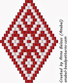 серьги славянские орнаменты схемы бисер язычество