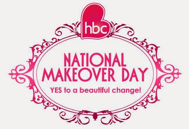 """HBC's National Makeover Day, Say """"Yes"""" to a Beautiful Change!"""