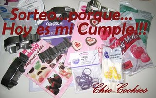 sorteo chic cookies
