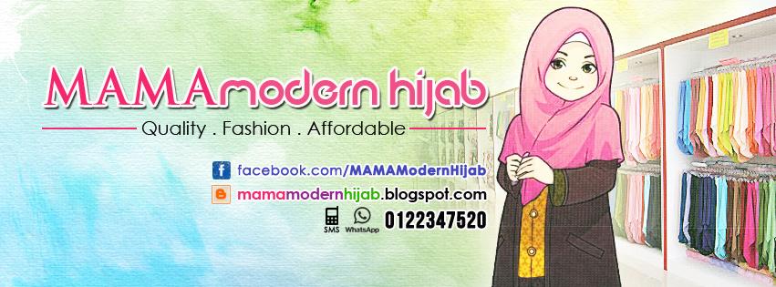 MAMA Modern Hijab