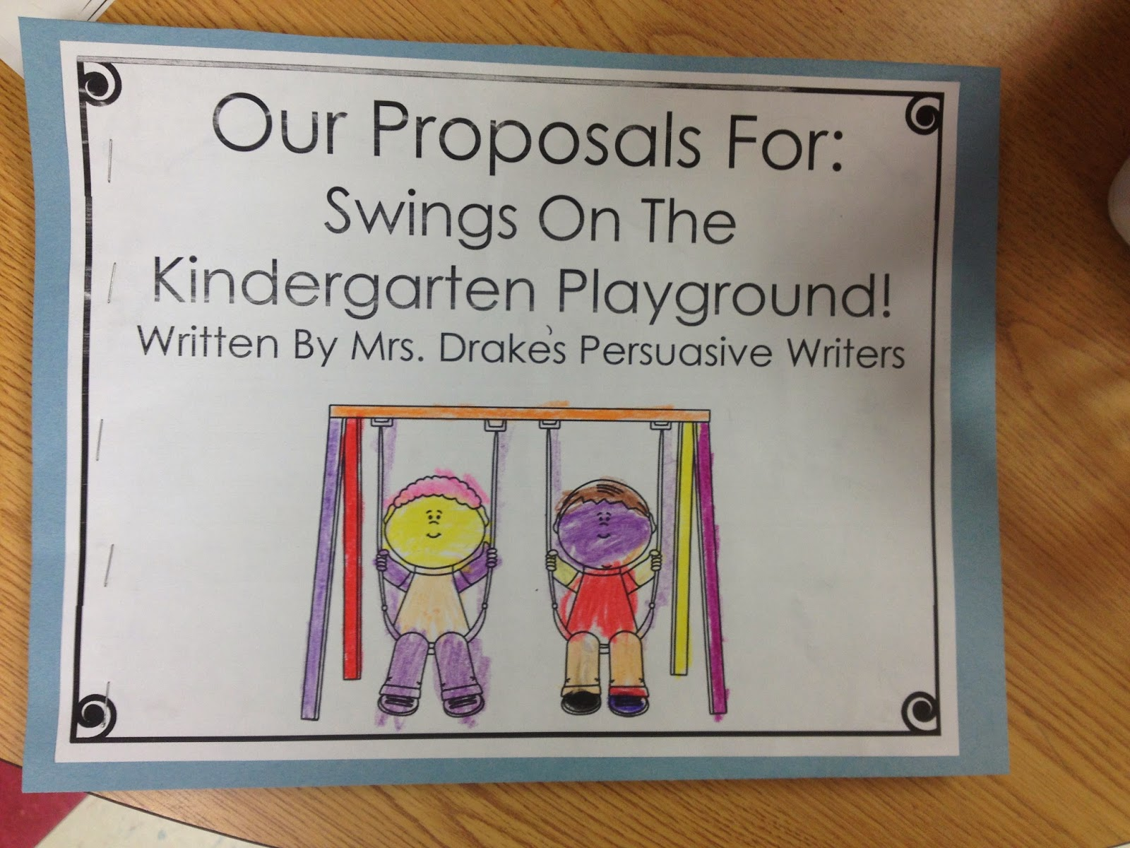 persuasive writing for kindergarten Persuasive writing lessons for kindergarten click herewriting use of those who kindergarten been specially detailed for the lesson.