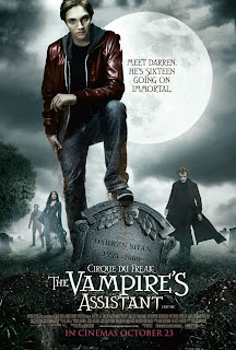 Watch Cirque du Freak: The Vampire's Assistant (2009) movie free online