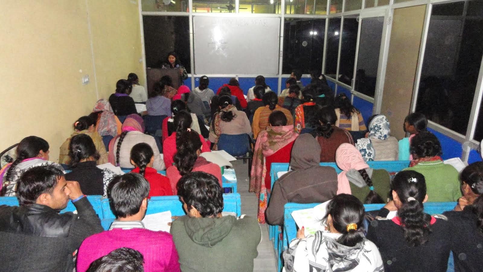 "Seminar on ""pedagogy matters"""