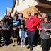 Entregan 147 nuevas viviendas en Villa Los Acacios