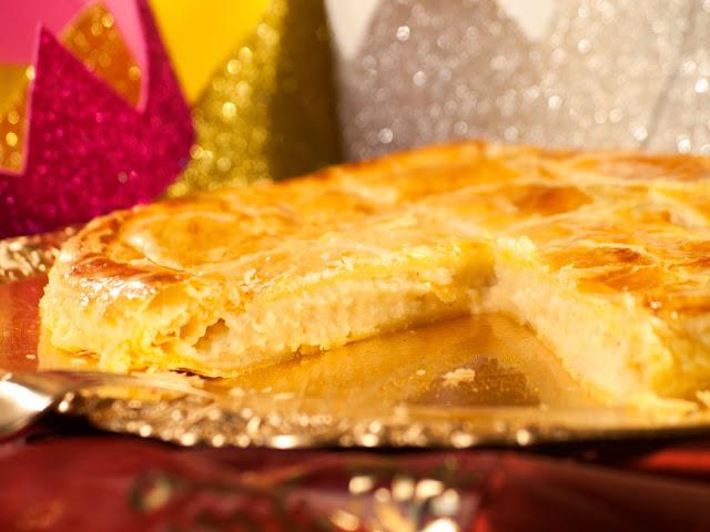 galette des rois facile, galette à la frangipane, recette galette des rois