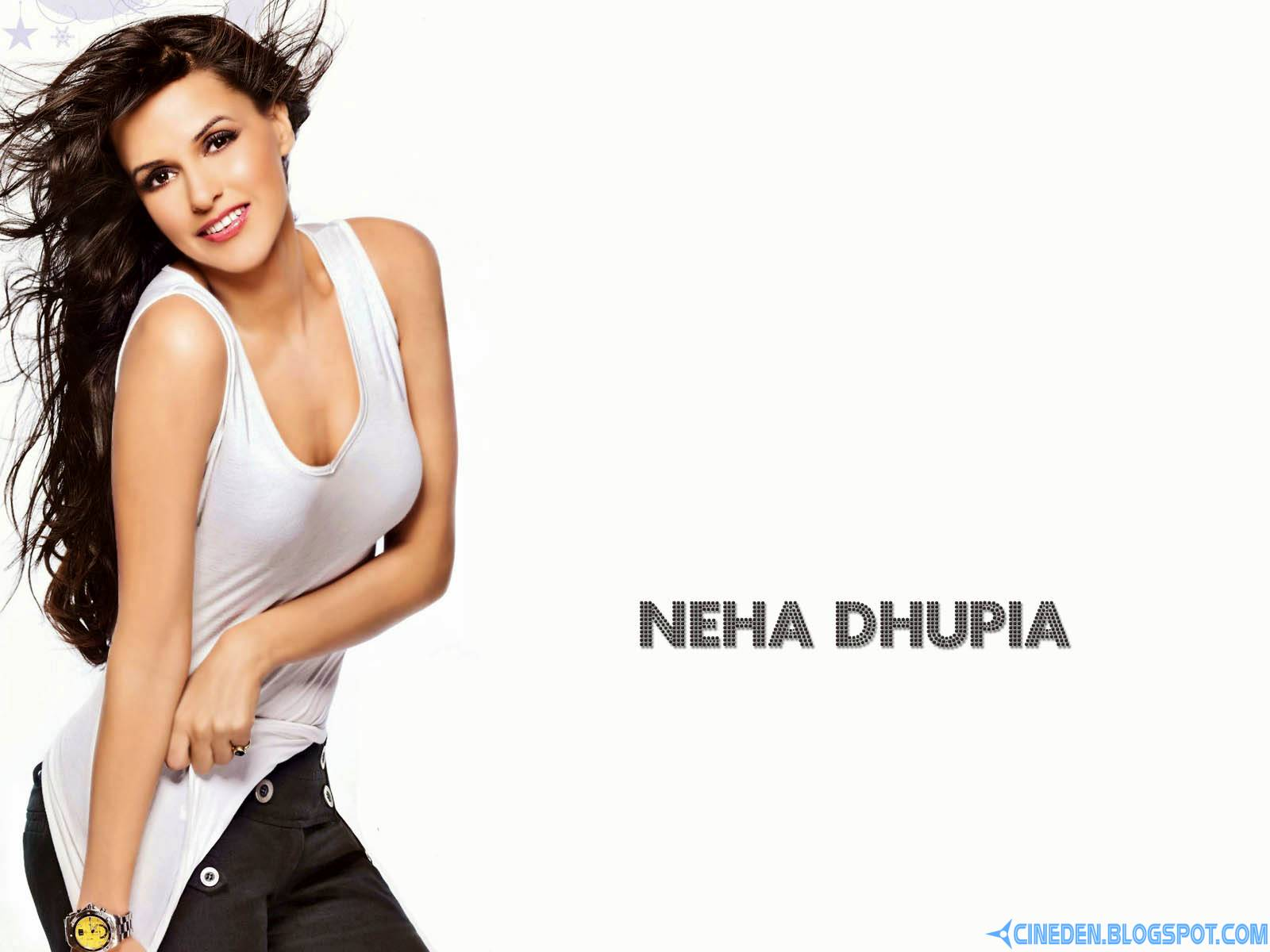 Neha Dhupia's rain-jogging this monsoon - CineDen