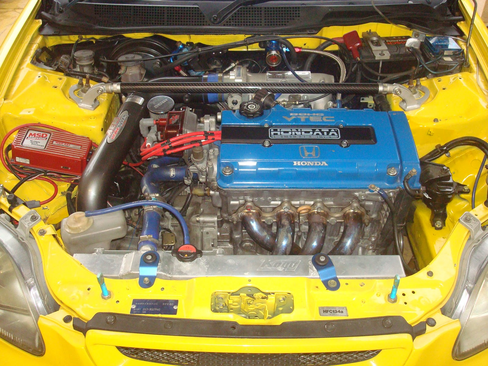 How To Install Msd Ignition Honda Wiring Diagram For H22 Ignite The Air And Fuel I Opted System