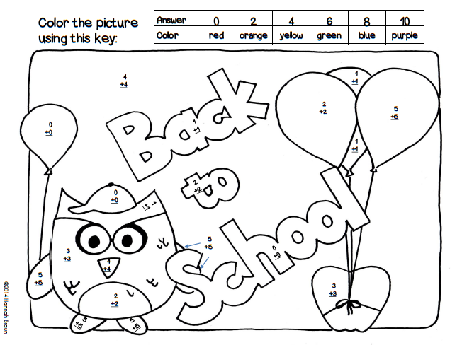 http://www.teacherspayteachers.com/Product/Back-To-School-Color-by-Number-FREEBIE-1314997