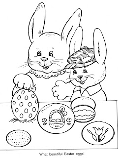 Desenhos de Páscoa
