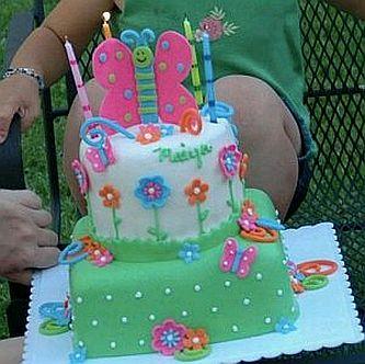 Decoracion cumpleanos infantil flores y mariposas eventos - Decoracion cumpleanos infantiles ...