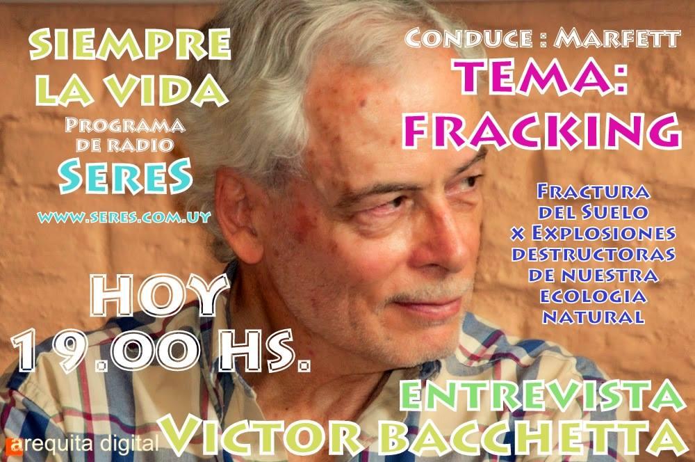 Entrevista a Víctor Bacchetta