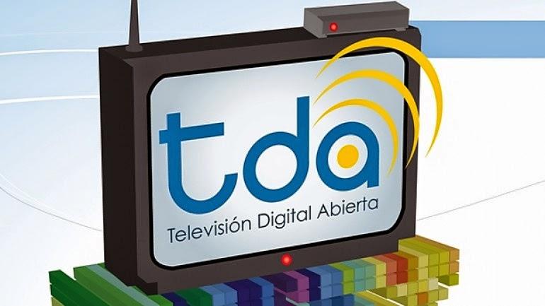 Nueva entrega de formularios para obtener las antenas de TDA en el centro