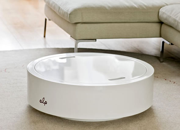 20 modern contemporary coffee tables modernistic design for Round contemporary coffee table