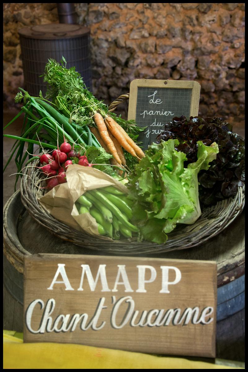AMAPP Chant'Ouanne - Prunoy (89)