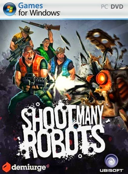 Shoot Many Robots Game