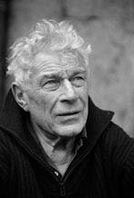 John Berger por Jean Mohr
