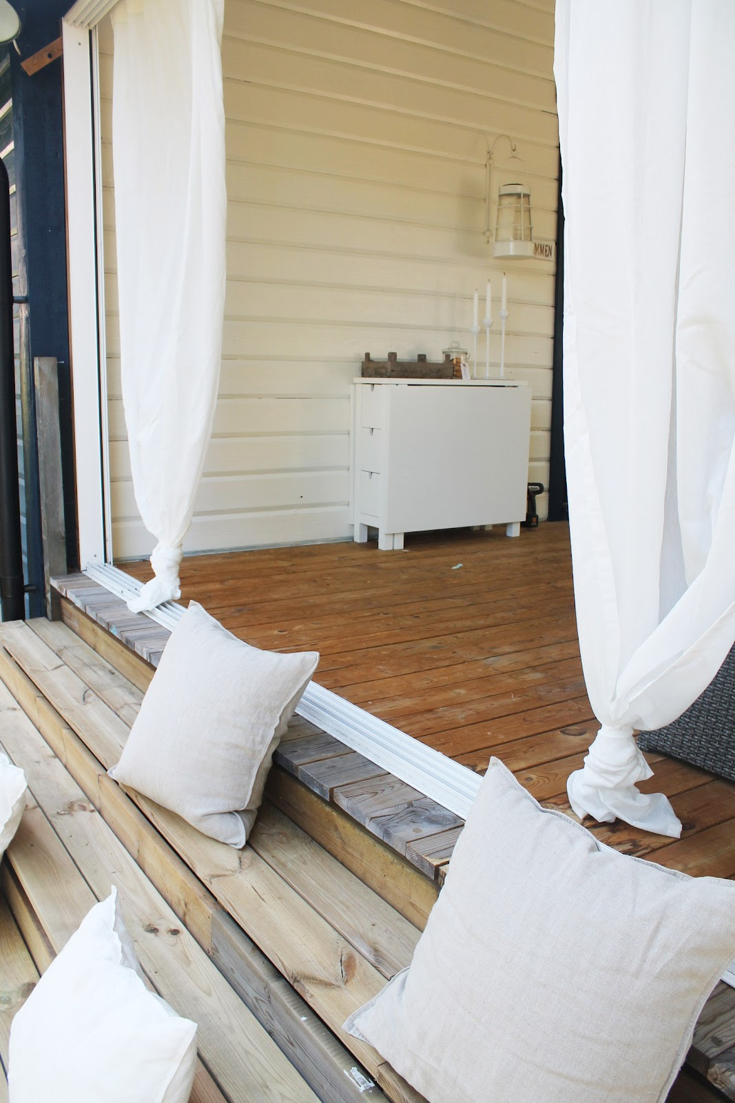 Lifestyle by lena: en aning lounge kÄnsla pÅ altanen!