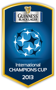 Guinness International Champions Cup 2013