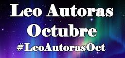 Yo #LeoAutorasOct