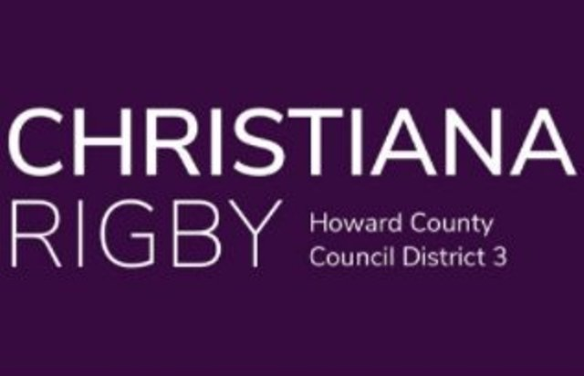Christiana Rigby for Howard County Council 3