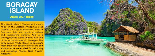 Boracay - Pilihan Destinasi Wisata Favorit di Filipina