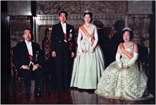 Akihito Koronaherceg és Michiko Shoda esküvője