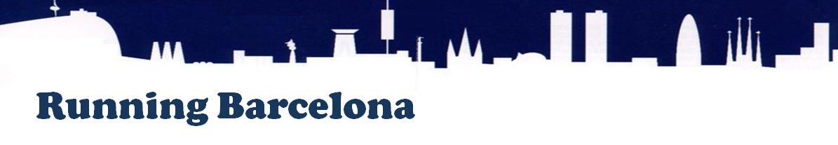 Blog Running Barcelona - Blog carreras populares y circuitos para runners