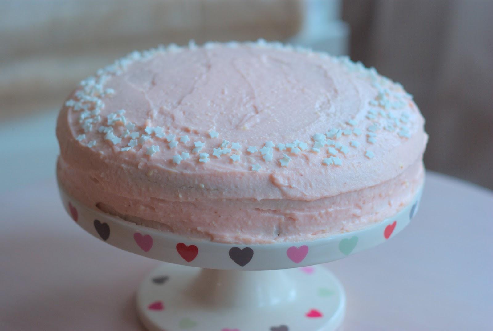 Peanutbutter Jelly Cake