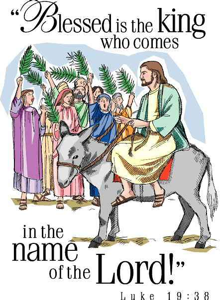Kerrie's Home Journal: Palm Sunday