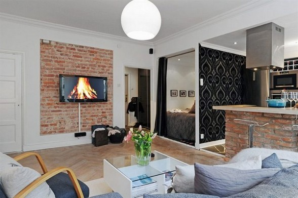 Дизайн комнаты 3.5 на 3.5 фото