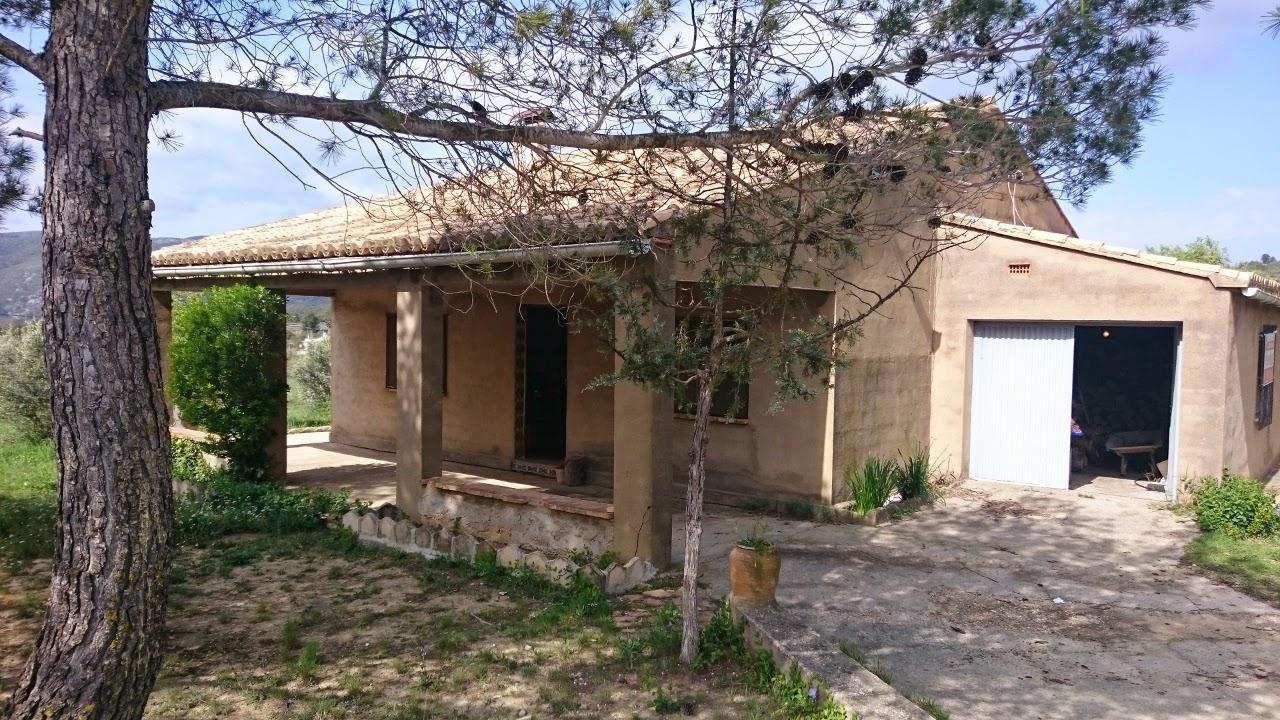 Comercial inmobiliaria valencia casa de campo en la cabrera - Casa de campo valencia ...