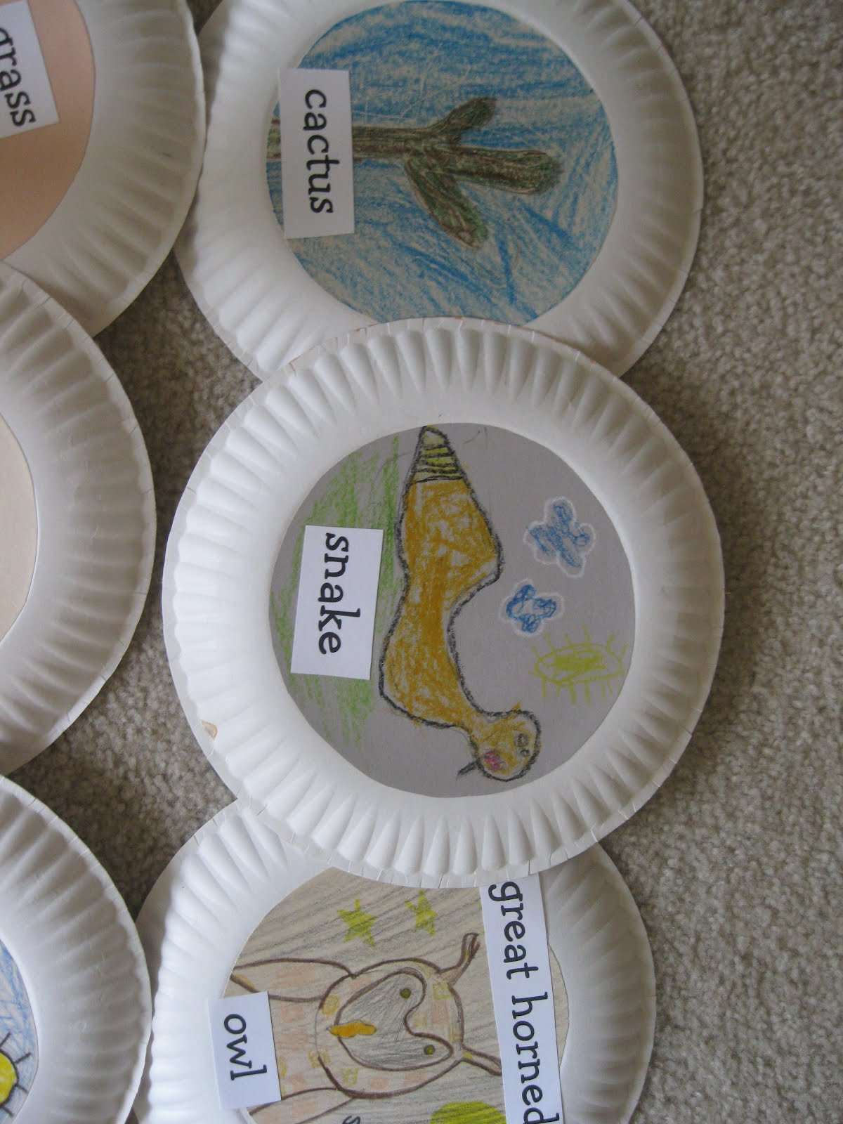 Third Grade Thinkers: Animal Research Printables and Food Chains